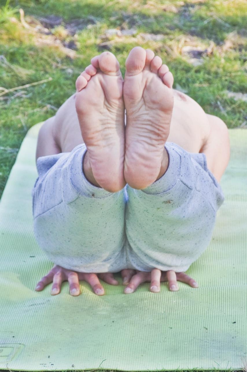 Profesor Yoga Ruben Hormigo