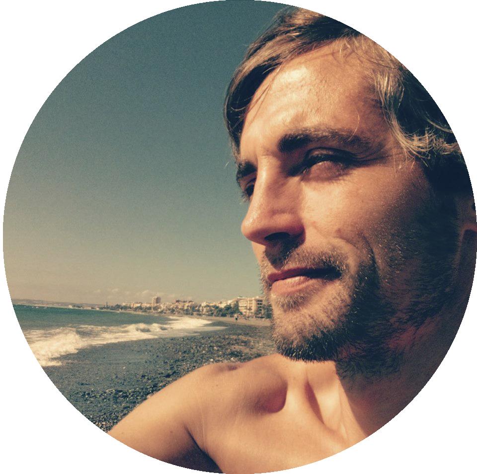 Ruben Hormigo Yoga en Estepona foto presentacion 01