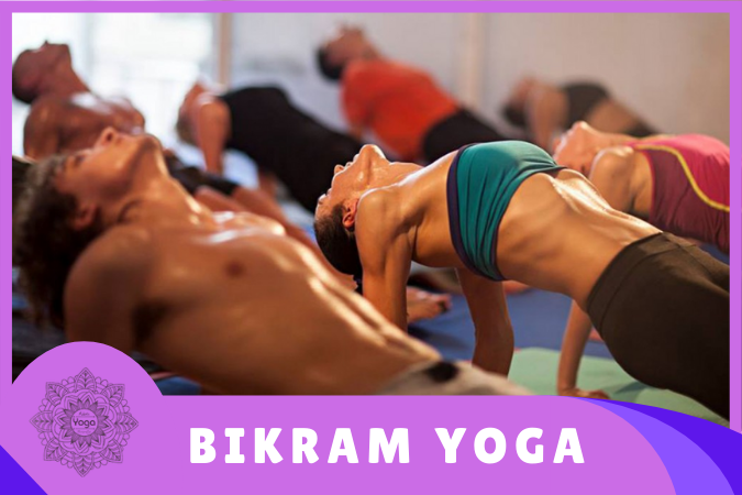 yoguis practican Bikram Yoga o Hot Yoga