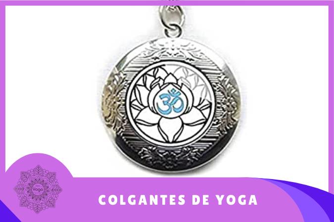 Colgantes de yoga