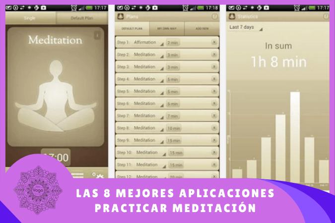 Las 8 mejores aplicaciones practicar meditación_ Mindfulness