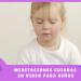 Meditaciones guiadas en video para niños