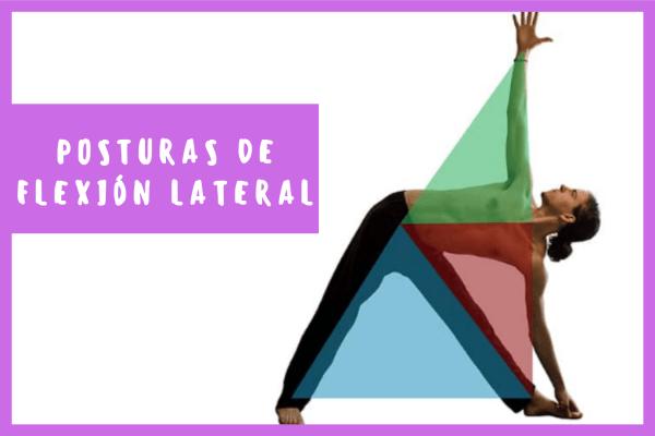 Posturas de flexión lateral