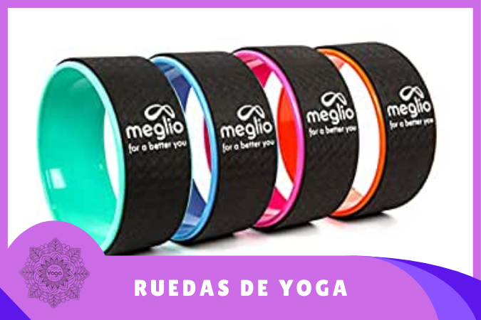 Ruedas de yoga YOGA WHEELS