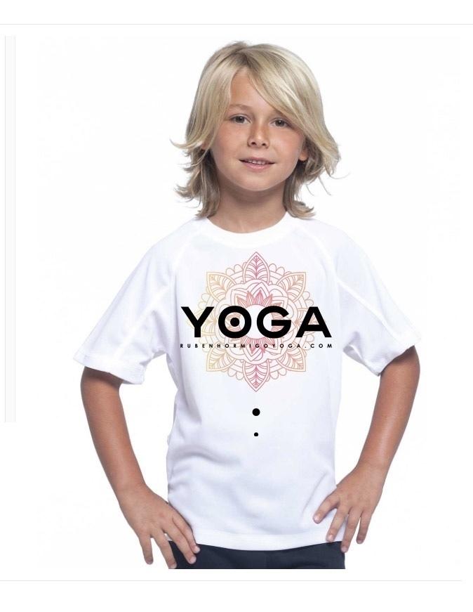 Camisetas YOGA ruben hormigo yoga